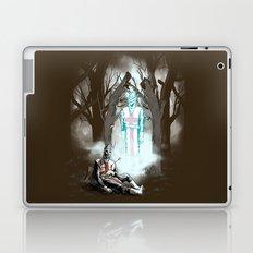 The Fallen Templar Laptop & iPad Skin