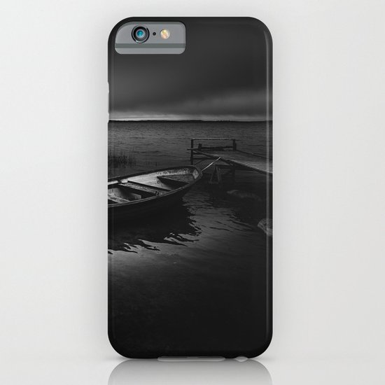 Kitchen Window Uptown Coffee Festival 2016: On The Wrong Side Of The Lake IPhone & IPod Case By