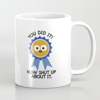 Boast Likely To Succeed Mug