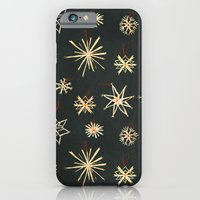 Black Stars iPhone 6 Slim Case