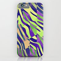 iPhone & iPod Case featuring Zebragon 2 by Valerie Hoffmann