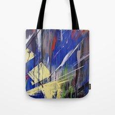 SLASHBURN Tote Bag