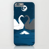 Origami Lake iPhone 6 Slim Case