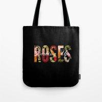 Coming Up Roses Tote Bag