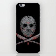 Friday 13 iPhone & iPod Skin