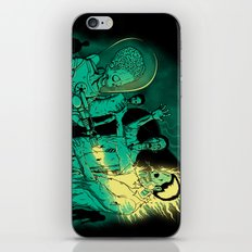 Zombies Attack iPhone & iPod Skin