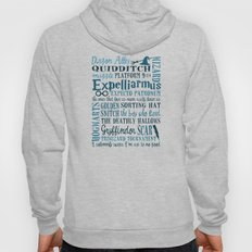 Harry Potter - All Quotes  Hoody