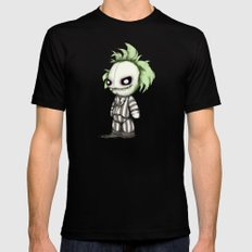 BEETLEPLUSH Mens Fitted Tee Black SMALL
