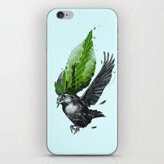 The Messenger iPhone & iPod Skin