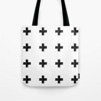 Watercolor Swiss Cross (… Tote Bag