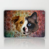 CatDog Laptop & iPad Skin