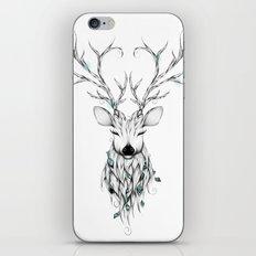Poetic Deer iPhone & iPod Skin