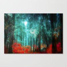 Magicwood Canvas Print