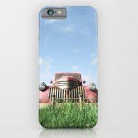 Red Truck iPhone 6 Slim Case