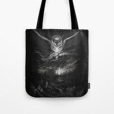 BounD Owl/Moloch  Tote Bag