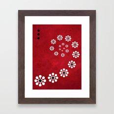 Colimacon Framed Art Print