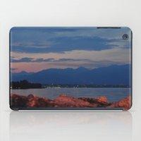 Lago Di Garda iPad Case