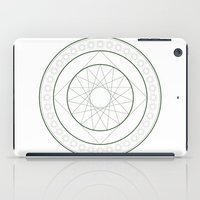 Anime Magic Circle 4 iPad Case