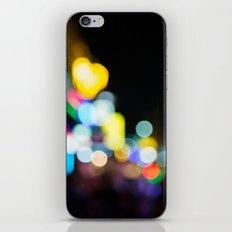 City Lights iPhone & iPod Skin