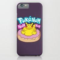 PokenomNOM iPhone 6 Slim Case