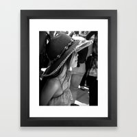 Youthful Bliss Framed Art Print