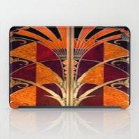 Gold Deco iPad Case
