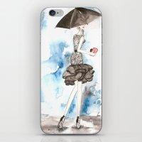 Rainy iPhone & iPod Skin