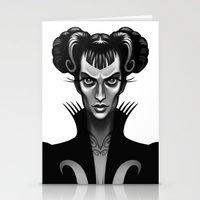 Feral Fashionista Stationery Cards
