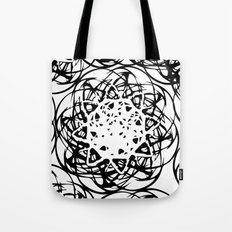 HOLLER OUT Tote Bag