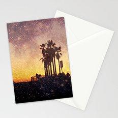 California Sunset Stationery Cards