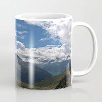 Schlegeis, Austria | Panorama Mug