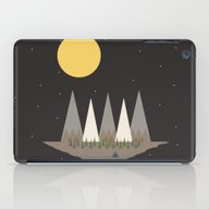 Camping On The Edge Of T… iPad Case