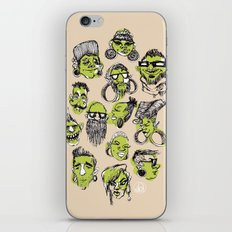 Tribe City iPhone & iPod Skin