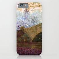 iPhone & iPod Case featuring dream park by Françoise Reina