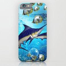 Underwater world iPhone 6 Slim Case