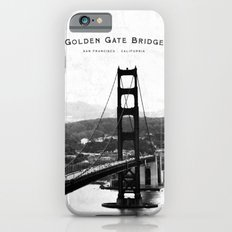Golden Gate Bridge - San… iPhone 6 Slim Case
