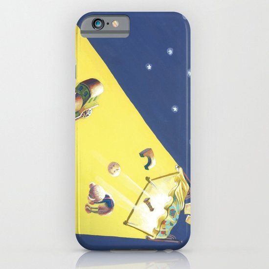 POEM OF BED iPhone & iPod Case