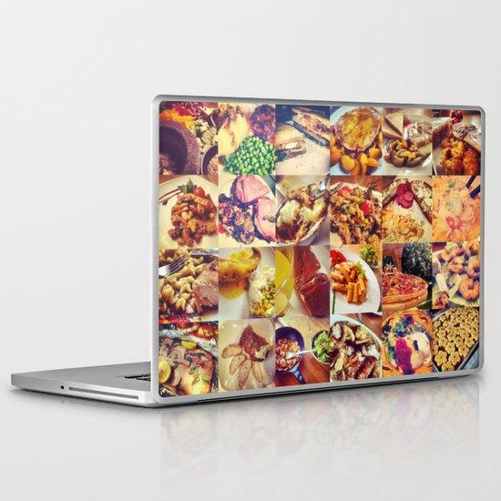 Food Porn Laptop & iPad Skin