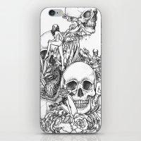 broken walls iPhone & iPod Skin