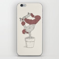 Handplant iPhone & iPod Skin
