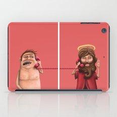Strange believes 2 iPad Case