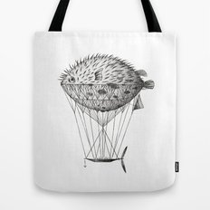 Airfish Express Tote Bag