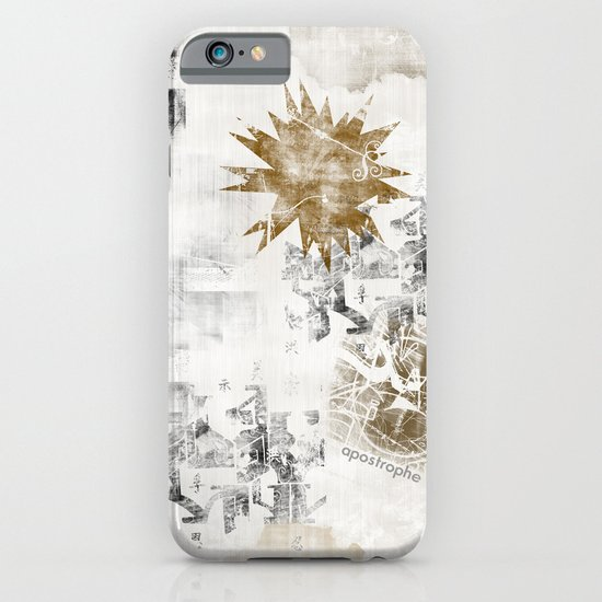 Sandy FLOW iPhone & iPod Case
