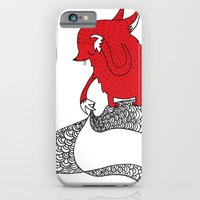 iPhone & iPod Case featuring Flying Fox by KEEKI // Ali Cattini