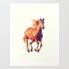 Horse // Boundless Art Print