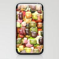 iPhone & iPod Skin featuring Stones 001 by MehrFarbeimLeben