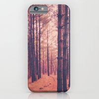 iPhone & iPod Case featuring Vintage Pines by Olivia Joy StClaire
