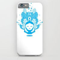 The Silent Monkey iPhone 6 Slim Case