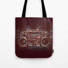 DARK RADIO Tote Bag