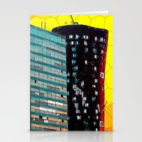 Gran Via Sunset Stationery Cards